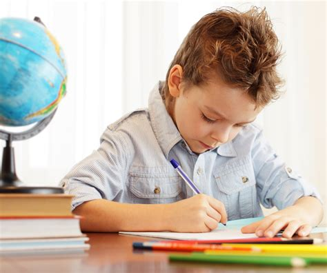 How To Keep Kids On Track With Homework