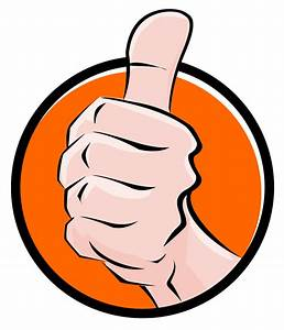 Thumbs up Clip Art Images Free Download【2018】
