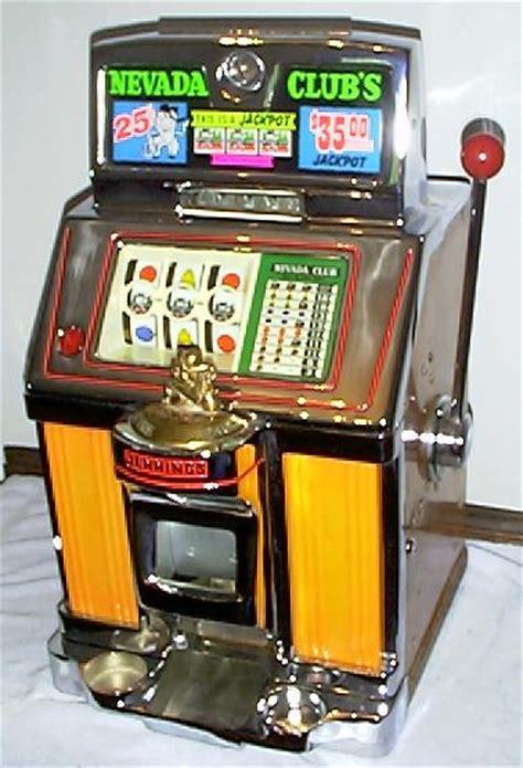1938 Jennings Slot Machine
