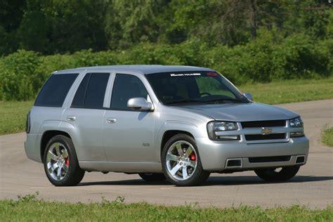 Chevrolet Trailblazer Ss Specs & Photos
