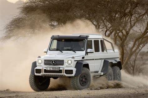 Mercedes Benz G63 Amg 6x6 For Sale! Autoevolution