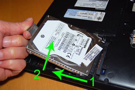 ordi de bureau hp comment remplacer le disque dur de ordinateur pc portable