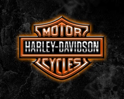 Harley-davidson Logo Wallpapers