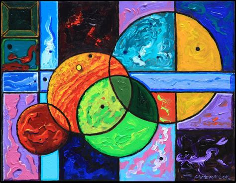 Abstract Painting Using Shapes by Abstract Geometric Shapes Similar Galleries