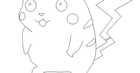 Pikachu Squirtle Pokemon Coloring Pages