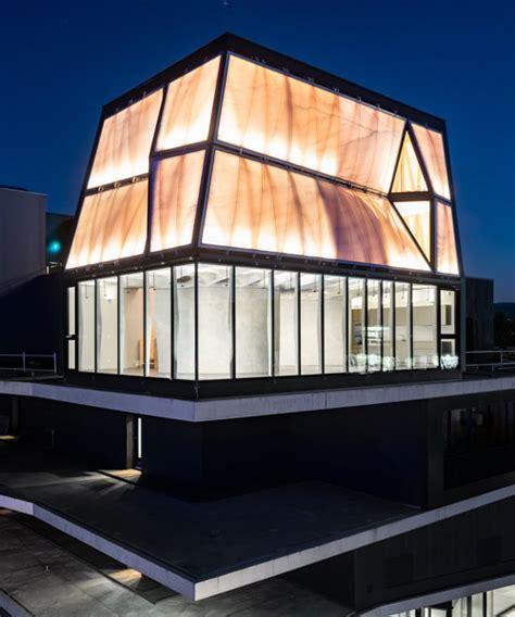 digitally built dfab house  eth zurich opens