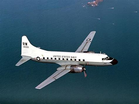 "C131 Samaritan  T29 ""flying Classroom""  Seastar"