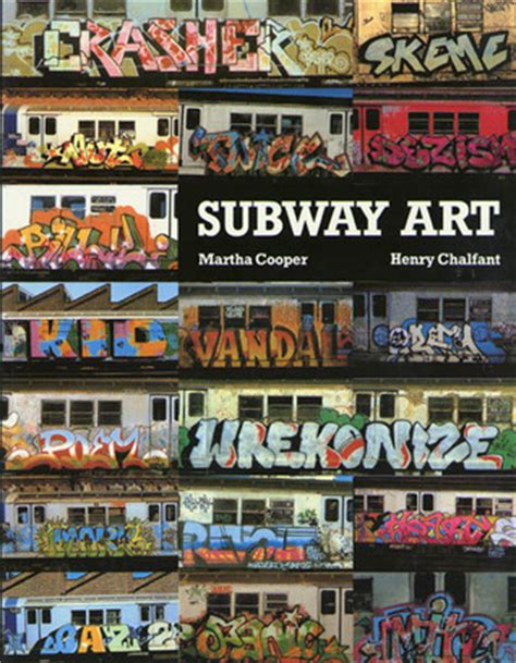subway art  martha cooper