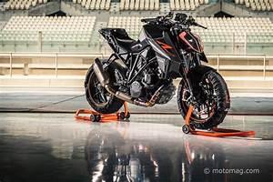 Ktm 1290 Super Duke 2017 : ktm 1290 super duke r 2017 mont e en gamme moto magazine leader de l actualit de la moto ~ Medecine-chirurgie-esthetiques.com Avis de Voitures