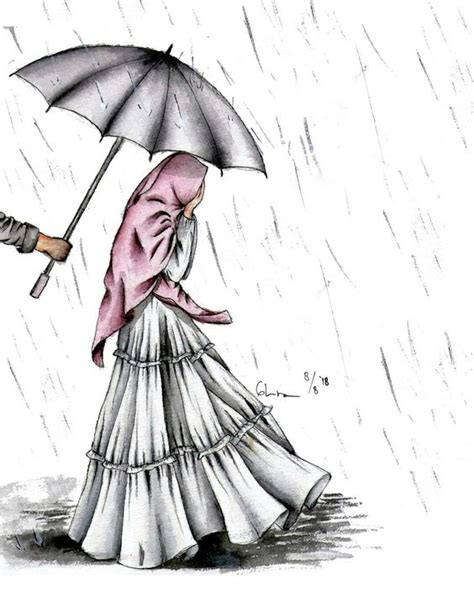 pretty hijab anime pictures collection images