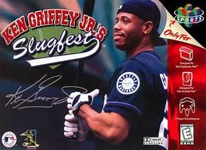 Ken Griffey Jr39s Slugfest Nintendo 64 Game