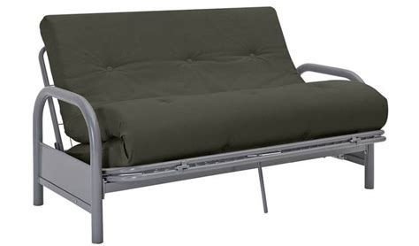 2 Seater Sofa Argos by Buy Argos Home Mexico 2 Seater Futon Sofa Bed Grey