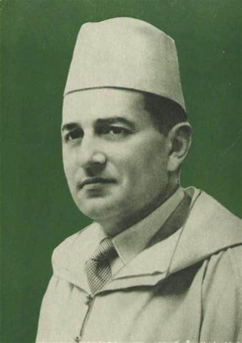 canaper marocain le père de la nation marocaine moderne feu sa majesté le