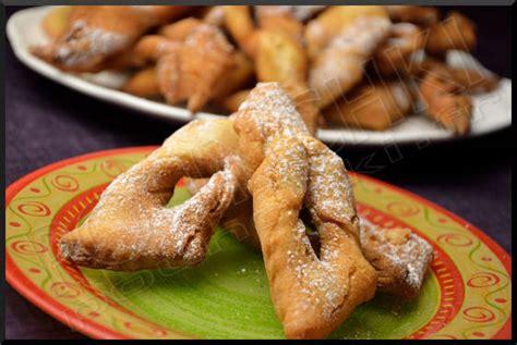 recettes cuisine polonaise de nos grands parents faworki beignets de carnaval polonais pounchki