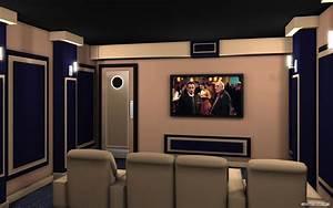 Home Theater Wallpaper for Desktop
