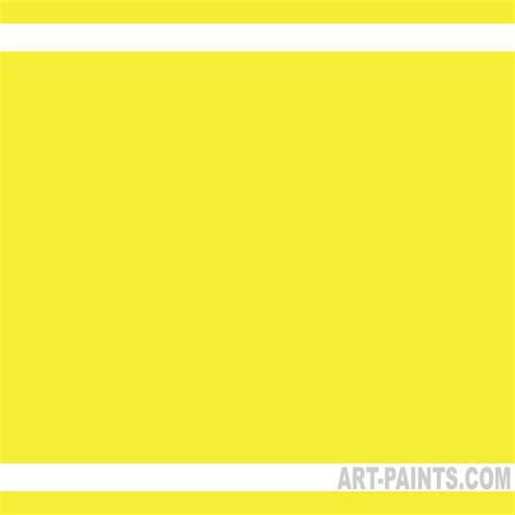lemon yellow artist acrylic paints 651 lemon yellow