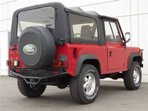 how to fix cars 1994 land rover defender 90 windshield wipe control find used 1994 land rover defender 90 d90 in denver colorado united states