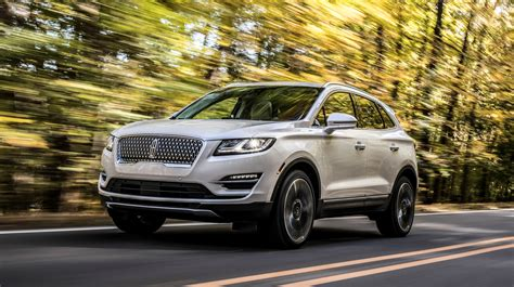 lincoln mkc top speed