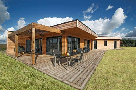 maison bois contemporaine loiret 45