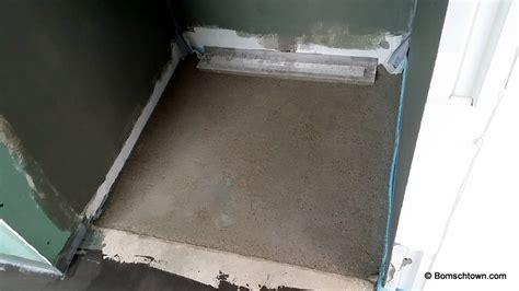 Duschbereich Ohne Fliesen g 228 stebad rostfarben haupt bad in betonoptik hausbau in