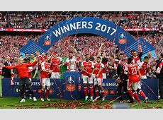 Arsenal win record 13th FA Cup as Aaron Ramsey header