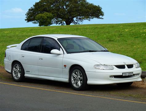 Holden Commodore Vt Wikipedia