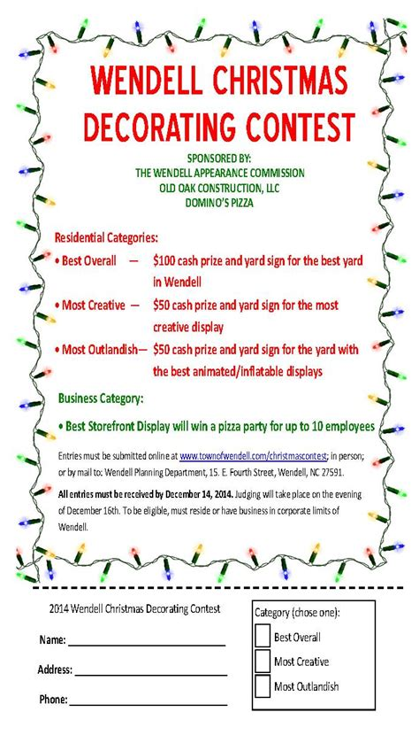 28 christmas cubicle decorating contest rules cube