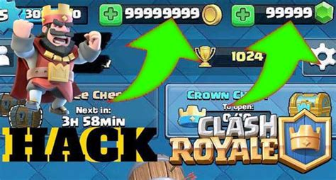 clash royale hack apk free gems generator updated