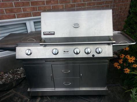 Kirkland Signature BBQ, natural gas Nepean, Ottawa