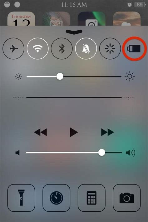 iphone displays the low battery image and is unresponsive use a low battery icon on your iphone to politely