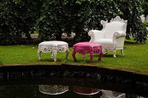 Divani E Poltrone Outdoor : Poltrona E Pouf In Stile Per Esterno, Poltrona Rivestita