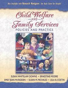 Child Welfare and Family Services Policies and Practice ...