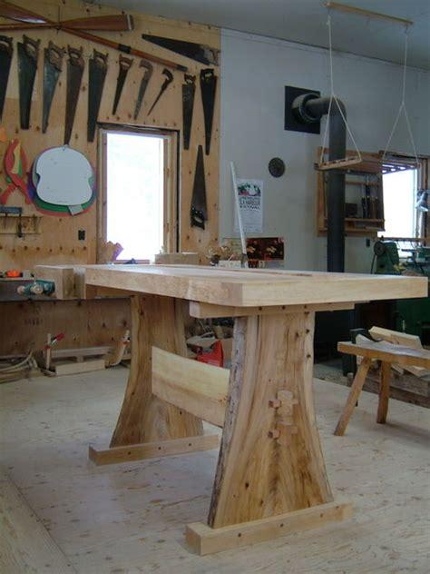 bodgers workbench  bearriverbodger  lumberjockscom