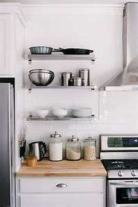 ikea ekby mossby shelf transitional kitchen a couple With what kind of paint to use on kitchen cabinets for ikea metal wall art