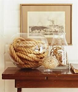 La decoration marine en 50 photos inspirantes for Decoration pour la maison