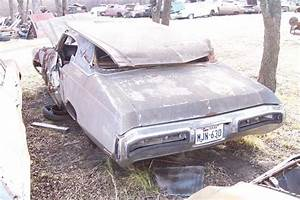 1972 Buick Special    Skylark Parts Car 2