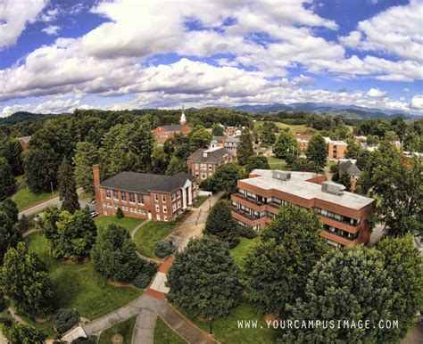 mars hill university  campus image