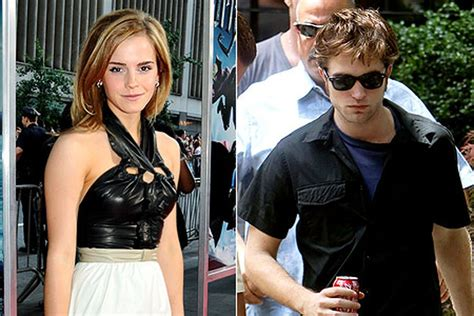 Emma Watson on 'Harry Potter' castmate and 'Twilight' star ...
