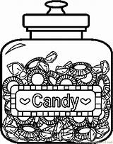 Coloring Candy Printable Candyland Sheets Caramelle Disegni Licorice Twizzlers Colorear Character Template Stick Cane Coloringpages101 Chucherias Tarros Popular Disegno Stampa sketch template