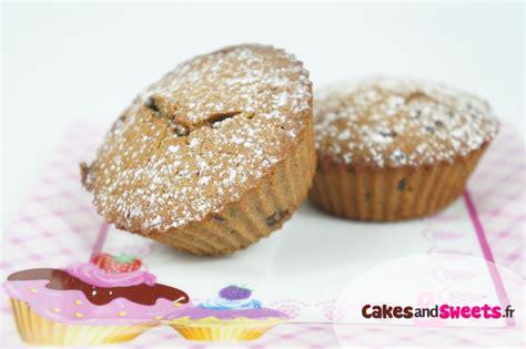 dessert au lait de noisette muffins chocolat au lait noisettes cakesandsweets fr