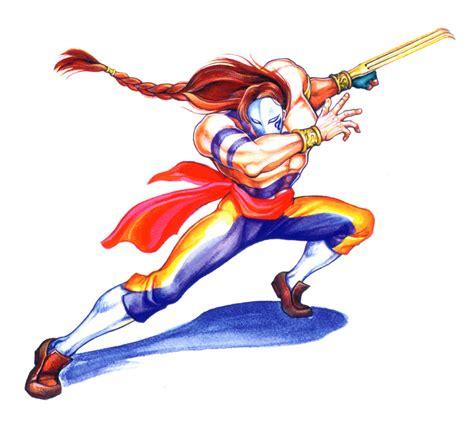 Vega Street Fighter