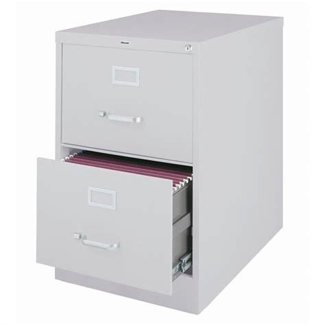 Staples Hirsch Filing Cabinet by 2 Drawer File Cabinet In Gray 14420