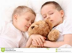 Sleeping Children Stock Photography Image 4610822
