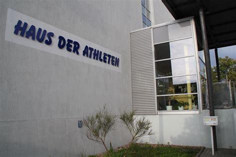 Haus Der Athleten  Lausitzer Sportschule Cottbus