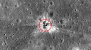 Image Gallery nasa rocket crashes