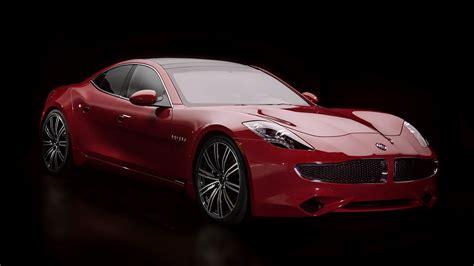 move over tesla karma unveils its hybrid sports car