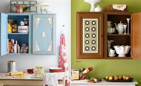 diy kitchen cabinet decorating ideas diy kitchen cabinet ideas 10 easy cabinet door makeovers