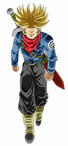 Dragon Ball Trunks Super Saiyan 4 | www.imgkid.com - The ...