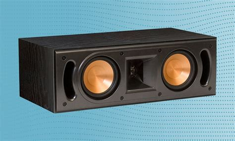 reviewed center channel speakers  sale