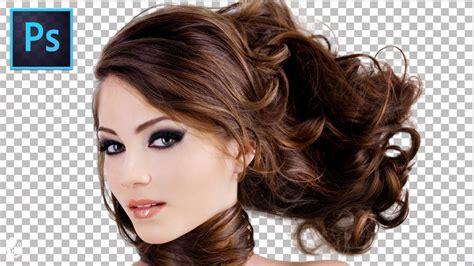 cut  hair  photoshop tutorial photoshop